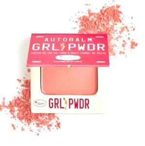 The Balm grl power blush
